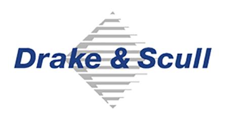 logo drake and scull