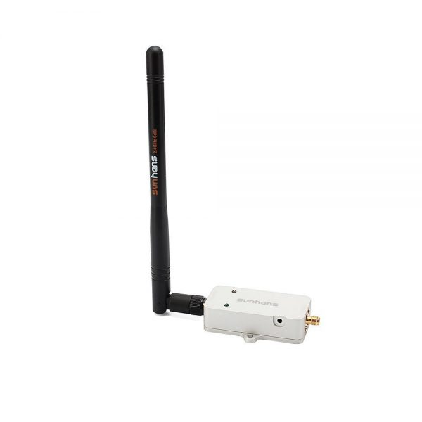 sunhans sh 2500 2 5w 2 4 ghz 34dbm wifi signal booster 213 550114099. Black Bedroom Furniture Sets. Home Design Ideas
